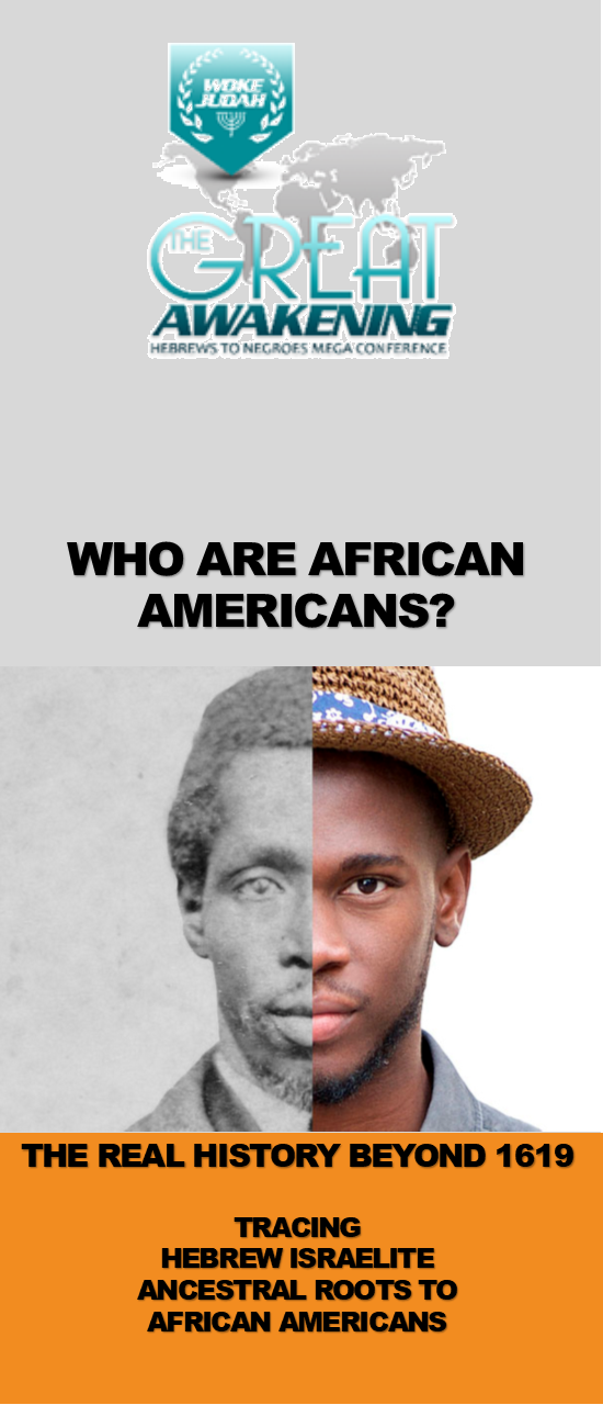 WHO ARE AFRICAN AMERICAN? TRACT